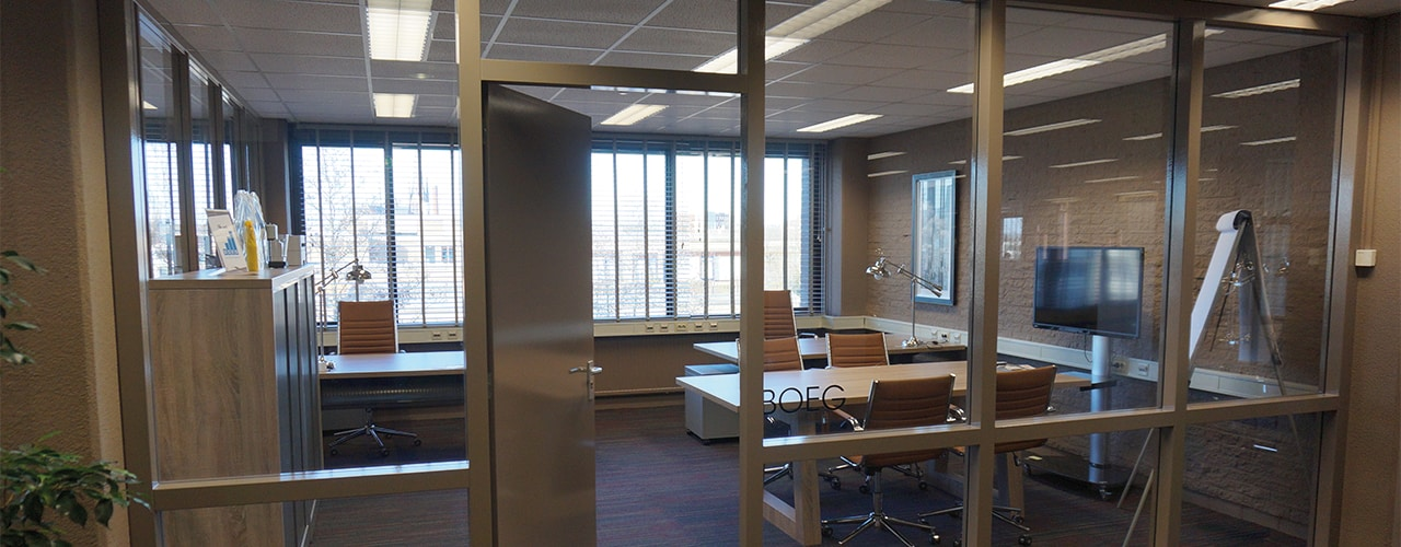 Hofclub Woerden biedt nu ook kleine kantoorunits aan