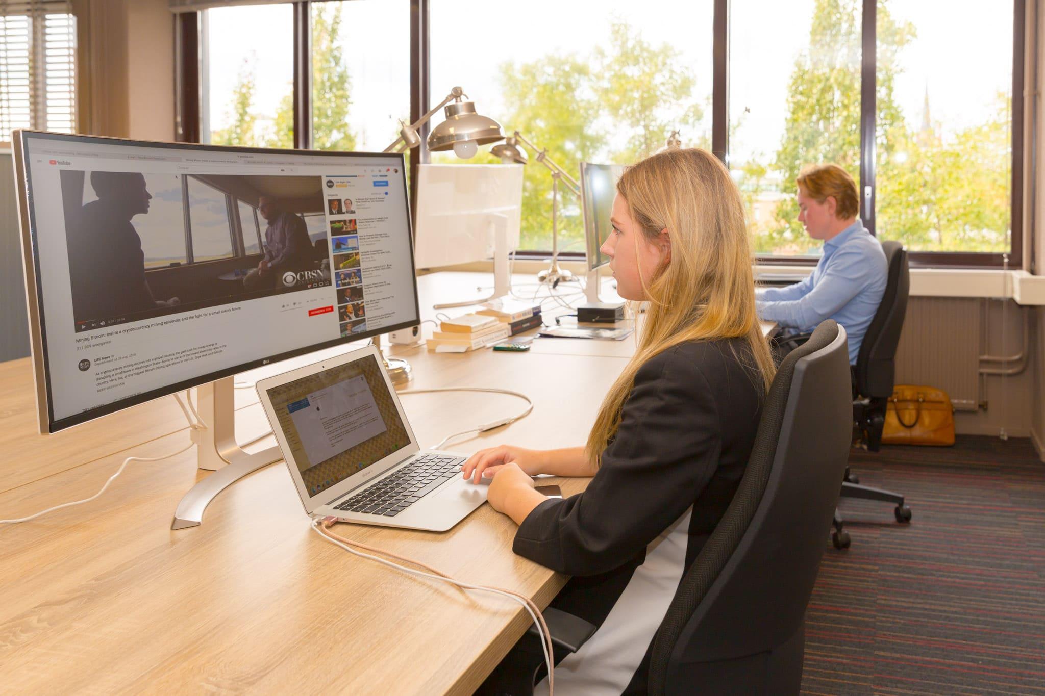 5 trends kantoorruimte